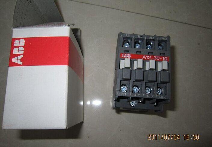 abb交流接触器a30-30-10/01