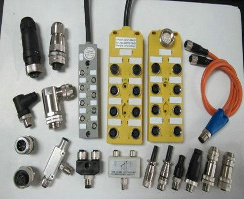 传感器连接器