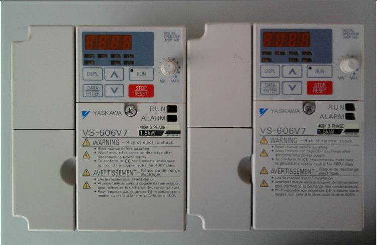 日本安川变频器cimr-g7a4018