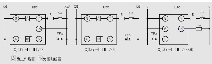 xjy-0015/ac信号继电器