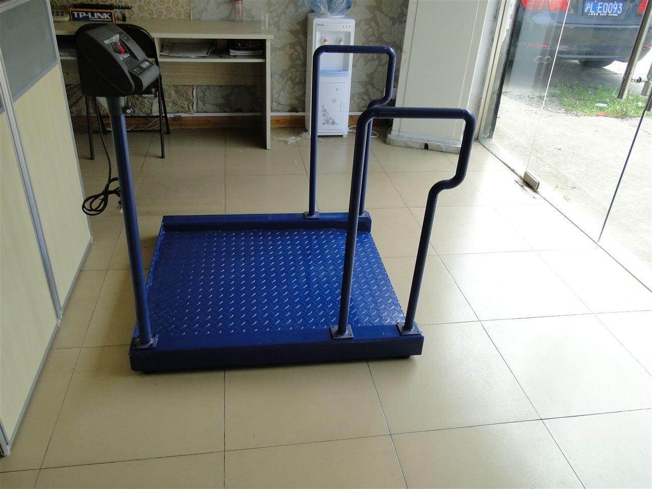 诊所进口轮椅电子秤,血透电子秤