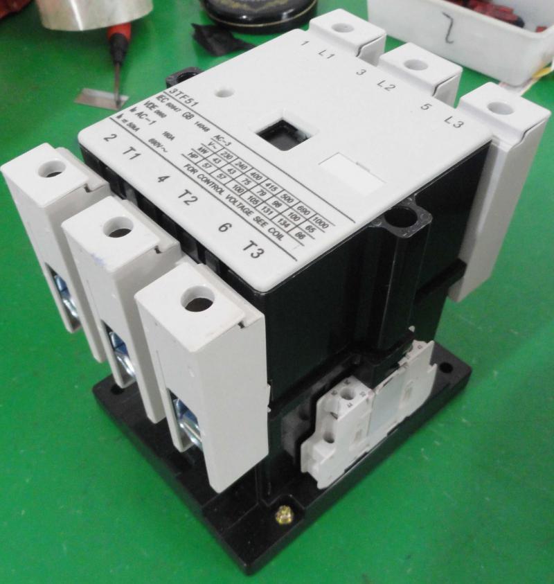 cjx1-300(3tf-55)交流接触器