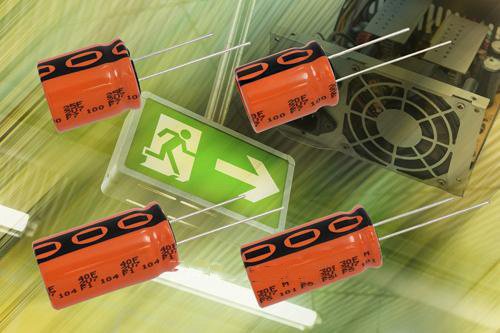 vishay推出enycap64双层储能电容器