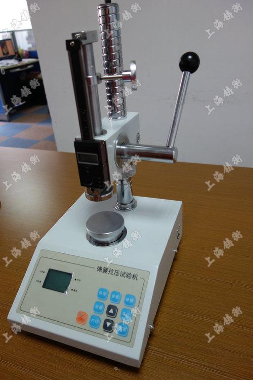 弹簧压缩负荷测试仪器图片