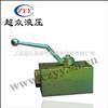 PKH6-1123系列板式安装高压球阀